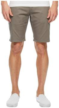Brixton Toil II Hemmed Shorts Men's Shorts