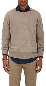 Massimo Alba Men's Cashmere Stockinette-Stitched Sweater