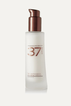 37 Actives - High-performance Anti-aging Cleanser, 100ml - Colorless