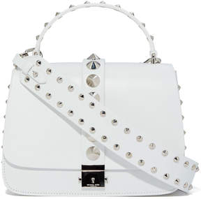 Michael Kors Shoulder Bag with Top Handle in Optic White - OPTIC WHITE - STYLE