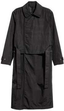 H&M Nylon Trench Coat