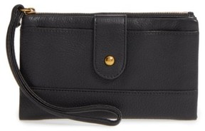Hobo Women's Colt Leather Wallet - Black