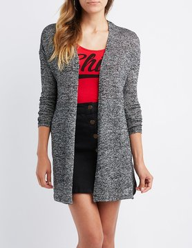 Charlotte Russe Hacci Cardigan