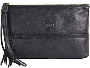 Oryany As Is Pebble Leather Pouch- Alea