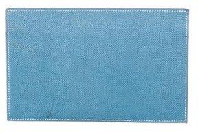 Hermes Epsom Organizer Wallet - BLUE - STYLE