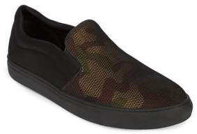 Kenneth Cole Reaction Camo Slip-On Sneakers