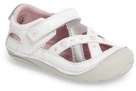 Stride Rite Infant Girl's Kiki Embroidered Sneaker