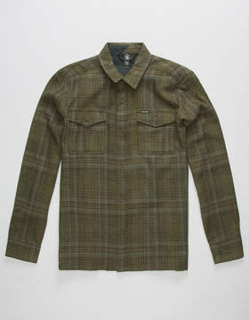 Volcom Bodhi Boys Flannel Shirt