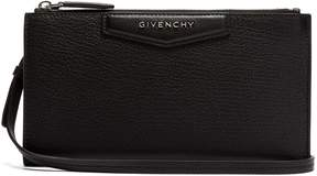 Givenchy Credit Card leather cross-body bag