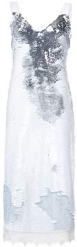 Derek Lam Sequined Cami Dress
