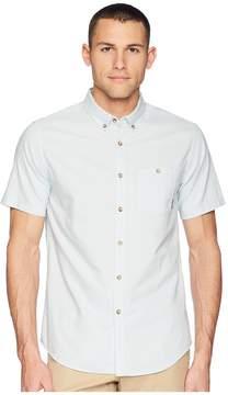 Billabong All Day Oxford Short Sleeve Shirt Men's Short Sleeve Button Up