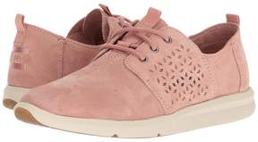Toms Del Rey Women's Lace up casual Shoes