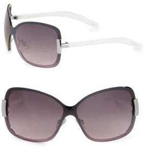 Sam Edelman 59mm Shield Sunglasses