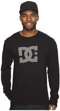 DC Star Long Sleeve Tee Men's T Shirt