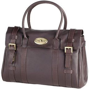 Women's CLAVA Turnlock Buckle Tote