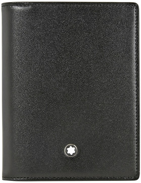 Montblanc Meisterstuck Multi Credit Card Case - Black