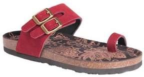 Muk Luks Women's Daisy Toe Loop Sandal