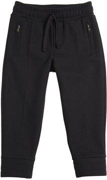 Dolce & Gabbana Cotton Piqué Jogging Pants