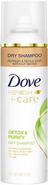 Dove Refresh + Care Detox & Purify Dry Shampoo