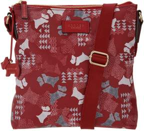 Radley London London Data Dog Ziptop Small Crossbody Handbag