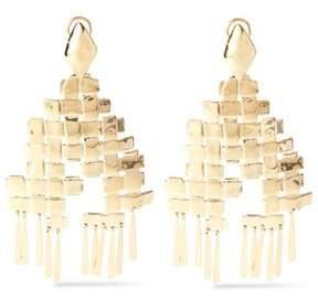 Aurelie Bidermann Gold-Tone Earrings