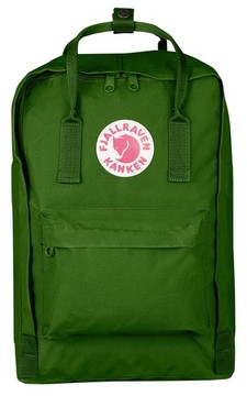 Fjallraven 'Kanken' Laptop Backpack - Green