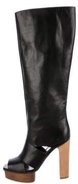 Marni Knee-High Platform Boots