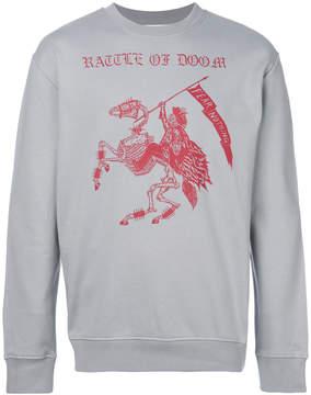 McQ Battle of Doom sweatshirt