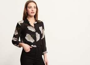 Dynamite Sheer Blouse