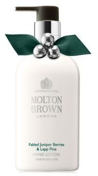 Molton Brown Christmas Fabled Juniper Berries & Lapp Pine Hand Lotion/ 10 oz