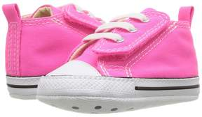 Converse Chuck Taylor First Star Easy Slip Hi Girl's Shoes