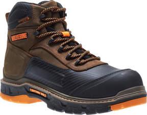 Wolverine Overpass 6 Soft Toe Waterproof Work Boot