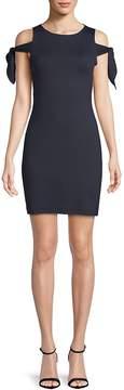 Susana Monaco Women's Greta Cold-Shoulder Dress