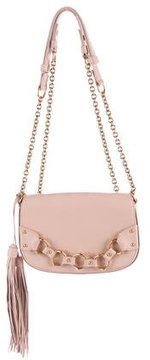 Roberto Cavalli Tassel Shoulder Bag
