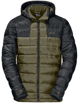Jack Wolfskin Men's Greenland Down Jacket