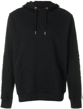 Les (Art)ists number print hoodie