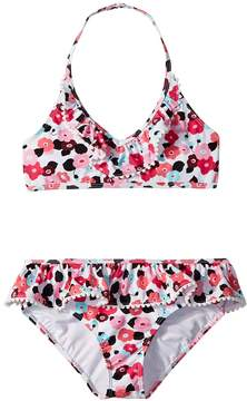 Kate Spade Kids Blooming Floral Two-Piece Girl's Active Sets