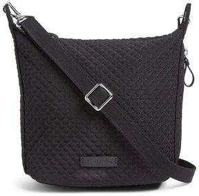 Vera Bradley Carson Quilted Mini Cross-Body Bag - CLASSIC BLACK - STYLE