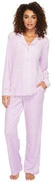 Carole Hochman Luxe Cozy Fleece Pajama Women's Pajama Sets