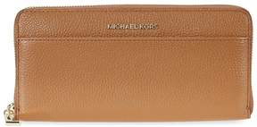 Michael Kors Mercer Leather Wallet - Acorn - ONE COLOR - STYLE