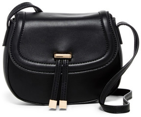 Urban Expressions River Vegan Leather Crossbody