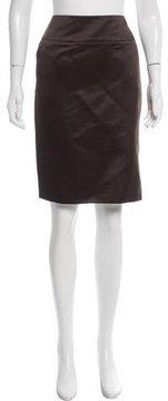 Emporio Armani Knee-Length Pencil Skirt