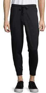 Black & Brown Black Brown Classic Jogger Pants