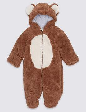 Marks and Spencer Monkey Long Sleeve Snowsuit