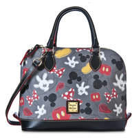 Disney Best of Mickey Mouse Satchel by Dooney & Bourke