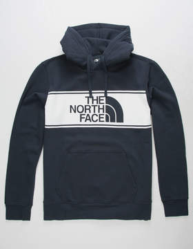 The North Face Edge To Edge Navy Mens Hoodie