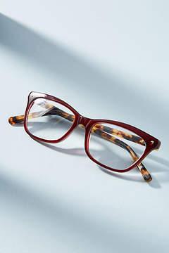 Anthropologie Library Cat-Eye Reading Glasses