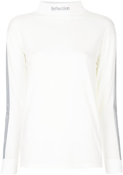 CITYSHOP high neck reflective T-shirt
