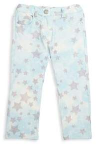 Roberto Cavalli Baby's Star-Print Cotton Pants