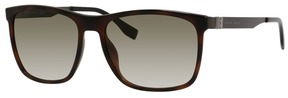 Safilo USA BOSS 0671 Rectangle Sunglasses